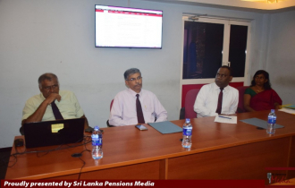 An Awareness  Programme for the Accountants at the Department of Pensions