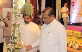 The Annual National Pensioners' Day Celebrated Grandly